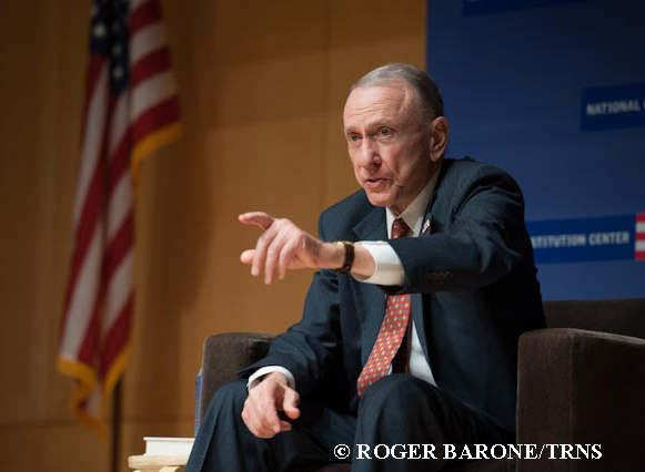 Senator Arlen Specter author event in Philadelphia © roger barone