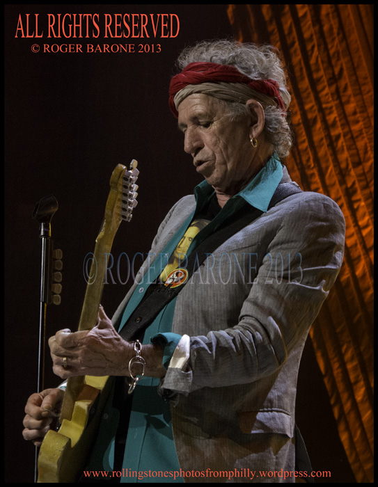 keith richards wells fargo center